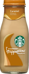 Caramel Frappuccino® chilled coffee drink