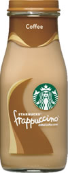 Coffee Frappuccino® chilled coffee drink