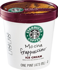 Mocha Frappuccino® Ice Cream